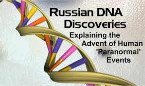 RUSSIAN DNA DISCOVERIES