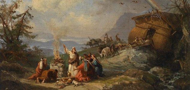 Mysteries of Noah's Ark MP3 – $5.99