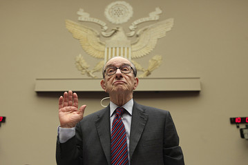 Greenspan's Golden Testimony