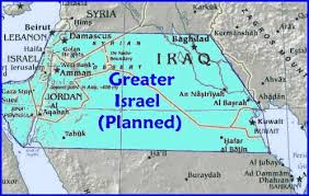 greater Israel plan