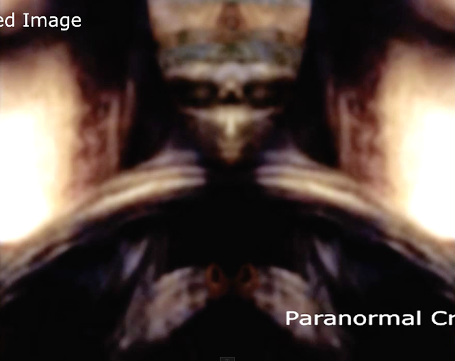 Alien Figure Hidden in Mona Lisa…?