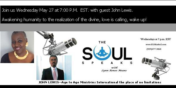The Soul Speaks Radio Show