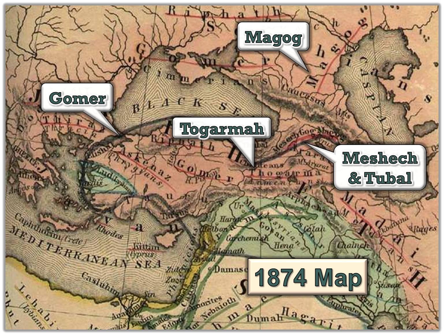 gog-magog-gomer-togarmah-1874-map