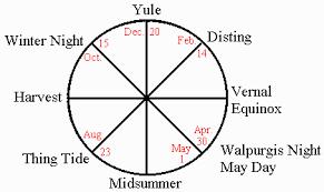 Satan's Unholy Calendar