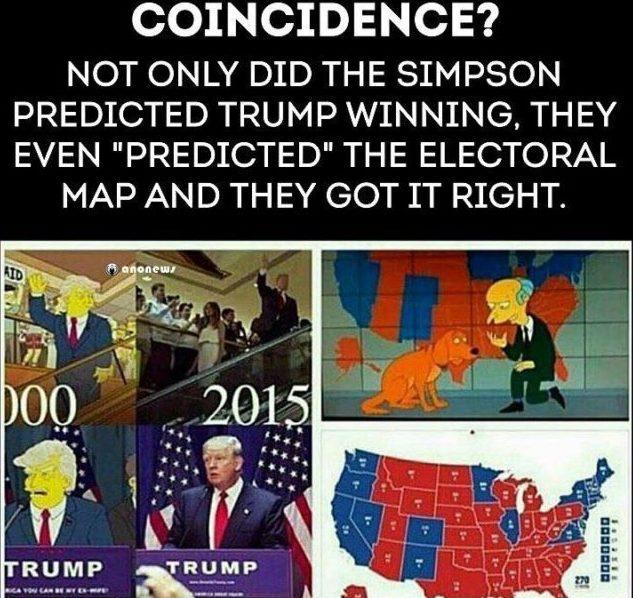 So Who SENT Trump…?