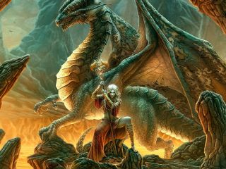 Dragons In The Throne Rooms   Part 2