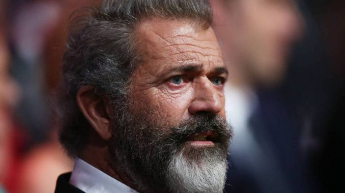 "Hollywood, A ""Den of Parasites"" – Mel Gibson"