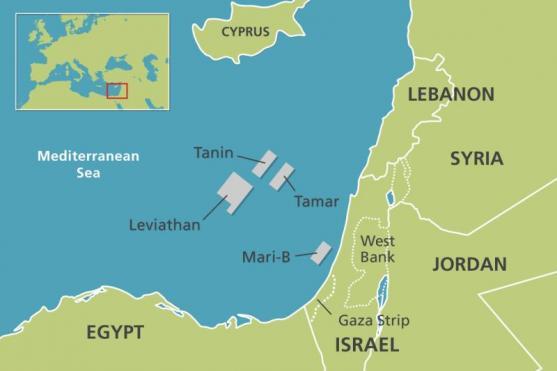 Tamar & Leviathan – Putin Discloses Who Created ISIS | Atam Org